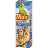 Barrita de huevo periquito NIDO, caja 45 g