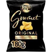 Patatas fritas premium LAY'S Gourmet, bolsa 180 g