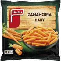 Zanahoria baby FINDUS, bolsa 300 g