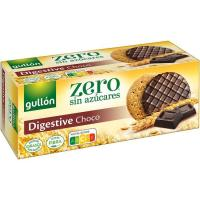 Galleta Digestive de chocolate GULLÓN Diet Nature, caja 270 g