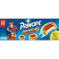 Galleta Estrella de chocolate con leche LU Príncipe, caja 225 g