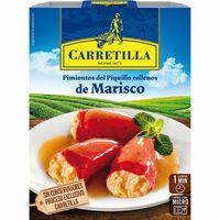 Pimientos de marisco CARRETILLA, bandeja 280 g