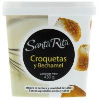 Harina para croquetas-bechamel SANTA RITA HARINAS, tarrina 430 g