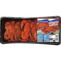 Nécora cocida ANTALIA, bandeja 700 g