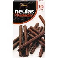 Neulas al cacao DICAR, caja 100 g
