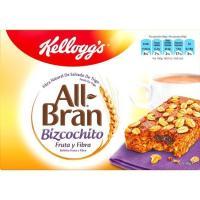 Bizcochitos KELLOGG`S All-Bran, caja 240 g