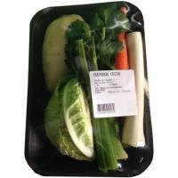 Preparado para cocido vegetal, bandeja 800 g