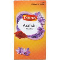 Azafrán molido DUCROS, caja 0,3 g