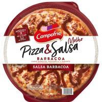 Pizza de carne sabor barbacoa CAMPOFRÍO, 1 ud., 410 g