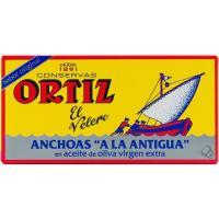 Anchoa a la antigua ORTIZ, lata 29 g
