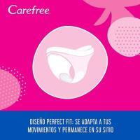 Protector flexy form CAREFREE, caja 56 uds