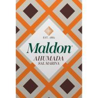 Sal ahumada MALDON, caja 125 g