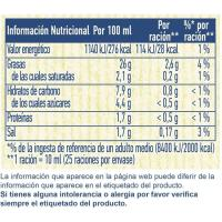 Salsa mostaza HELLMANN'S, bocabajo 257 g