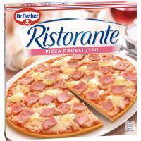 Pizza Ristorante Prosciutto DR. OETKER, caja 330 g