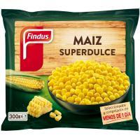 Maíz en grano FINDUS, bolsa 300 g