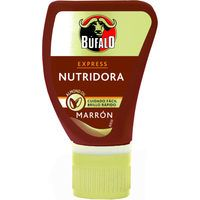 Crema nutridora color marrón BÚFALO, bote 50 ml
