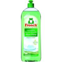 Lavavajillas aloe FROGGY, botella 750 ml