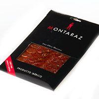 Lomo ibérico de bellota MONTARAZ, sobre 100 g