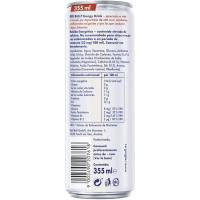 Bebida energética RED BULL Sleek, lata 35,5 cl