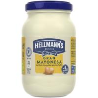 Mayonesa HELLMANN'S, frasco 225 ml