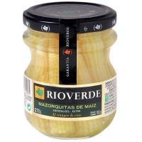Mazorquitas de maíz RÍO VERDE, frasco 100 g