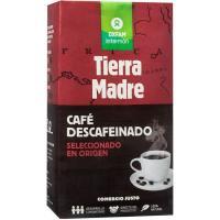 Café natural descafeinado INTERMON OXFAM, paquete 250 g