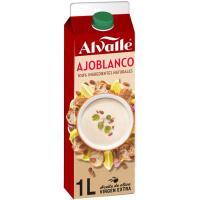 Gazpacho ajoblanco ALVALLE, brik 1 litro