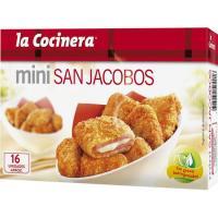 San jacobos mini LA COCINERA, caja 300 g