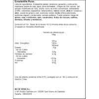 Ensaladilla rusa BO DE DEBO, tarrina 300 g