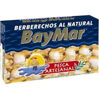 Berberecho artesano BAYMAR, lata 120 g