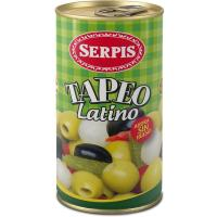 Tapeo latino EL SERPIS, lata 150 g