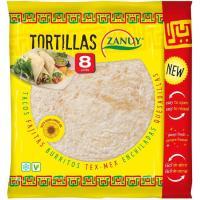 Tortilla de trigo ZANUY, paquete 320 g