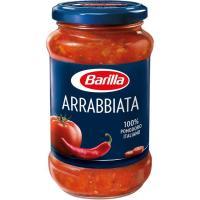 Salsa arrabiata BARILLA, frasco 400 g
