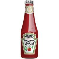 Ketchup HEINZ, bote 342 g