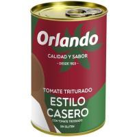 Tomate triturado casero ORLANDO, lata 400 g