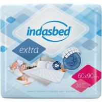 Protector de cama 60x60 INDASBED, paquete 20 unid.