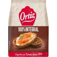 Panecillo integral ORTIZ, paquete 225 g