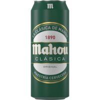 Cerveza MAHOU Clásica, lata 50 cl
