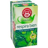 Infusión respira bien POMPADOUR, caja 20 sobres