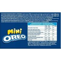 Galleta mini OREO, caja 160 g