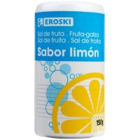 Sal de frutas EROSKI, bote 150 g