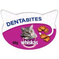 Snack Dentabits para gato WHISKAS, lata 50 g