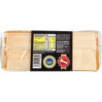 Turrón jijona Eroski SELEQTIA, tableta 300 g