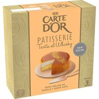 Tarta de whisky CARTE D¿OR, caja 570 g