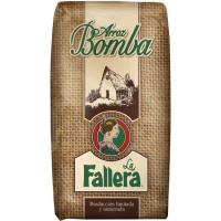 Arroz bomba LA FALLERA, paquete 1 kg