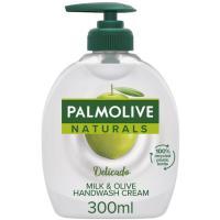 Jabón líquido con aceite PALMOLIVE, dosificador 300 ml