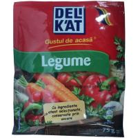 Saborizante de verduras DELIKAT, bolsa 75 g