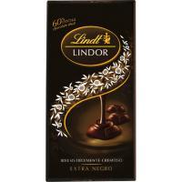 Chocolate negro 60% LINDT Lindor, tableta 100 g