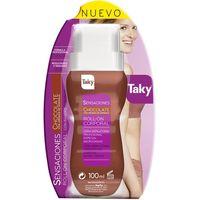 Cera Tibia TAKY Roll on Sensaciones Choco.Aroma Naranj.100ml