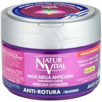 Mascarilla anticaída NATURALEZA Y VIDA, tarro 300 ml